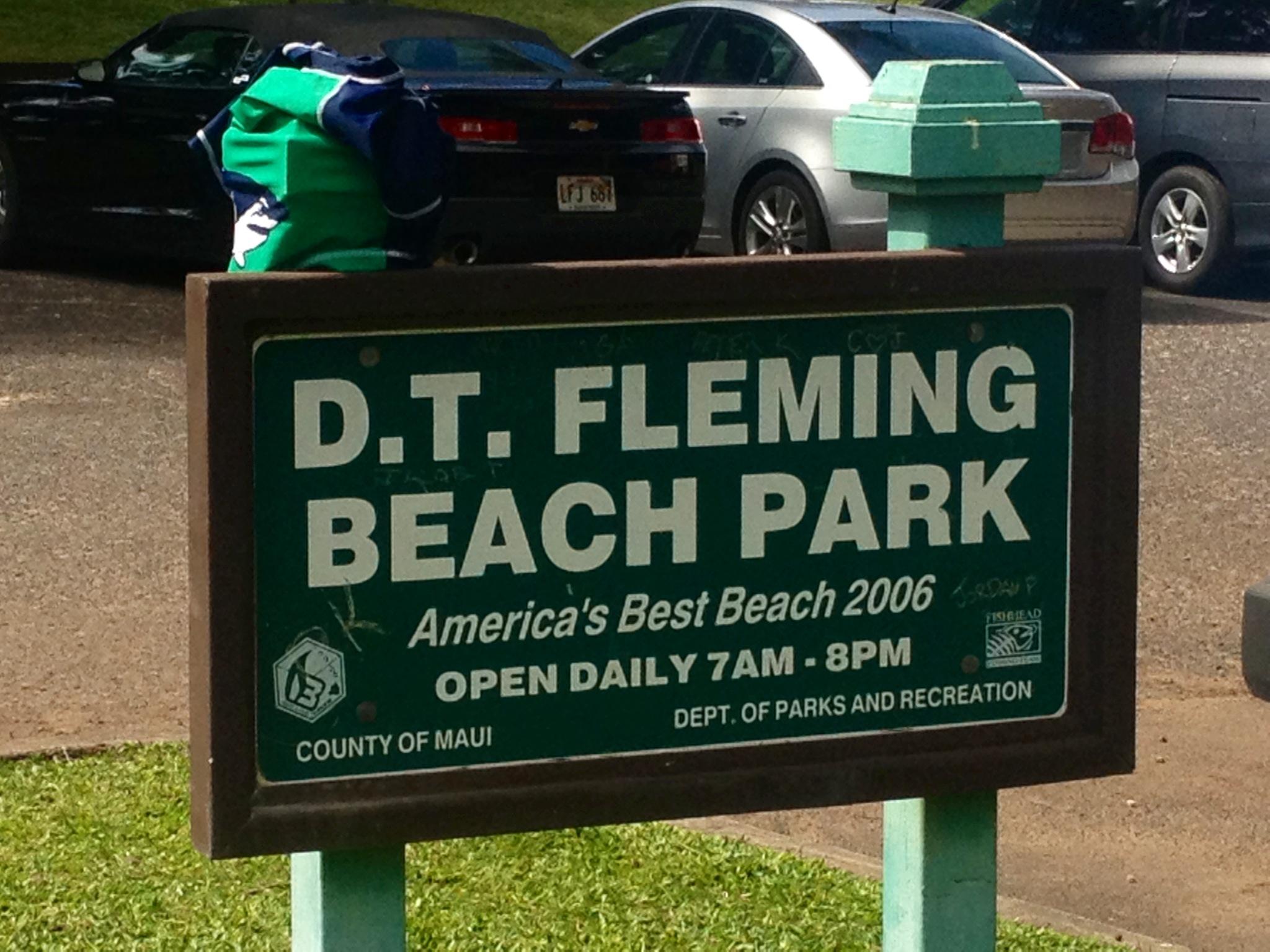 DT Fleming Park