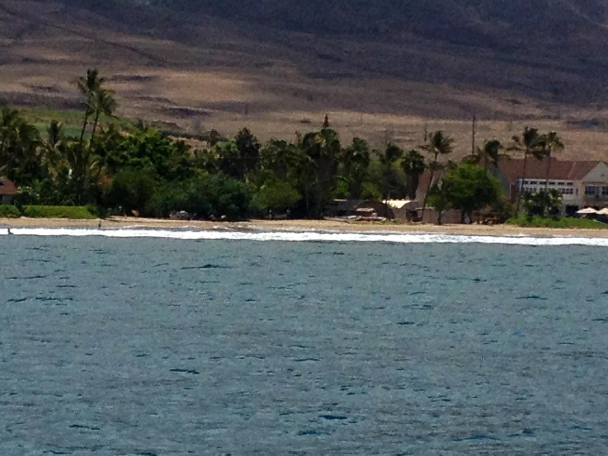 Oceanshot Kamehameha Iki