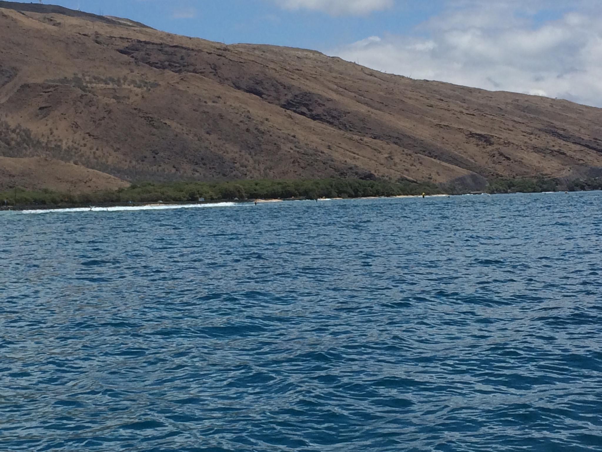 Oceanshot Ukumehame